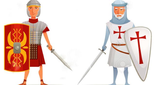 Ateliers scolaires pédagogiques Moyen-âge & Antiquité
